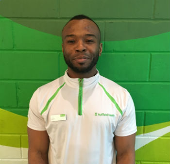 Nathan McGowan Personal Trainer Nuffield Health Club Baltimore