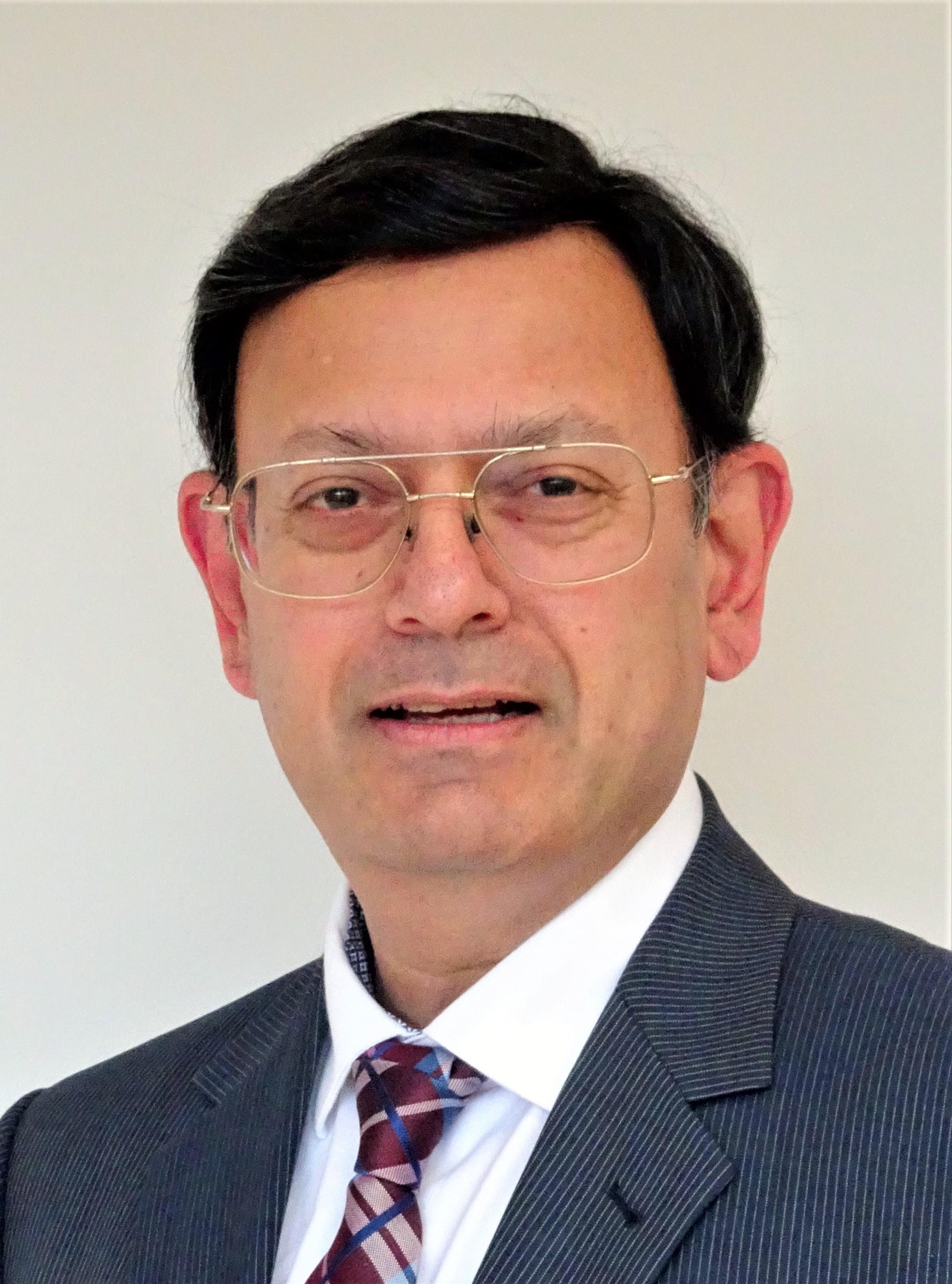 Prof Keshav Singhal MBE FLSW