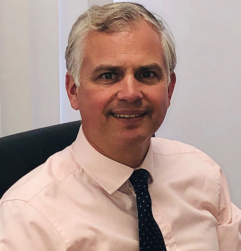 Professor Adrian Harvey