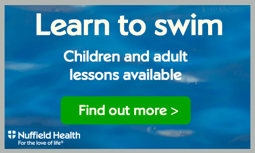 Swimming lessons, find out more