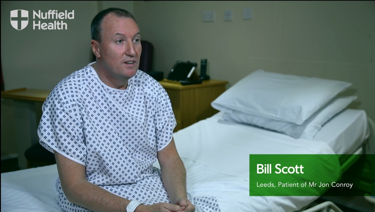 Bill's story - a video