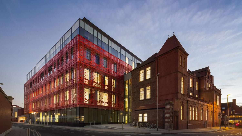 Manchester Diagnostic Suite exterior