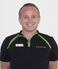Jack Personal Trainer Bristol Nuffield Health