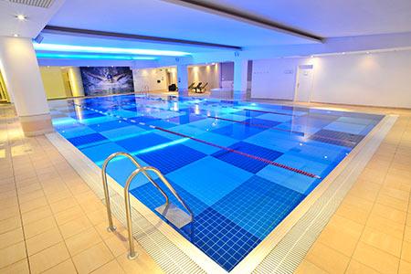 Moorgate gym swimming pool