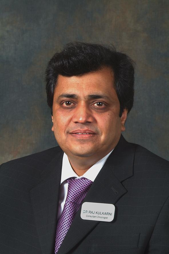 Dr R B Kulkarni