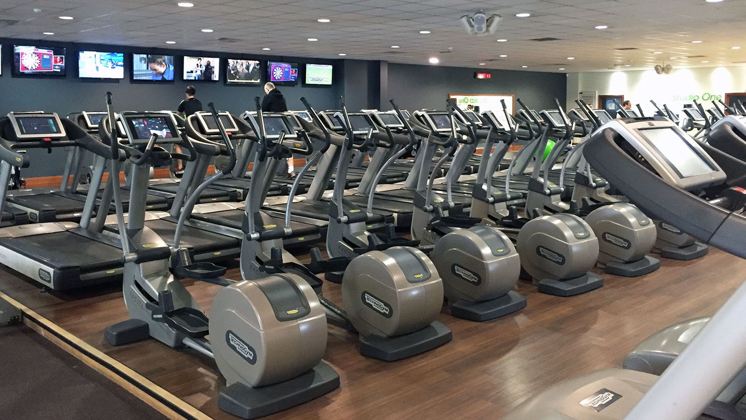 Nuffield Health Hemel Hempstead Fitness & Wellbeing Gym