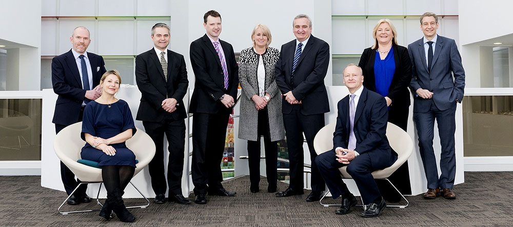 Nuffield Health Executive Board