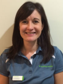 Carly Grazehead Physiotherapist Nuffield Nottingham