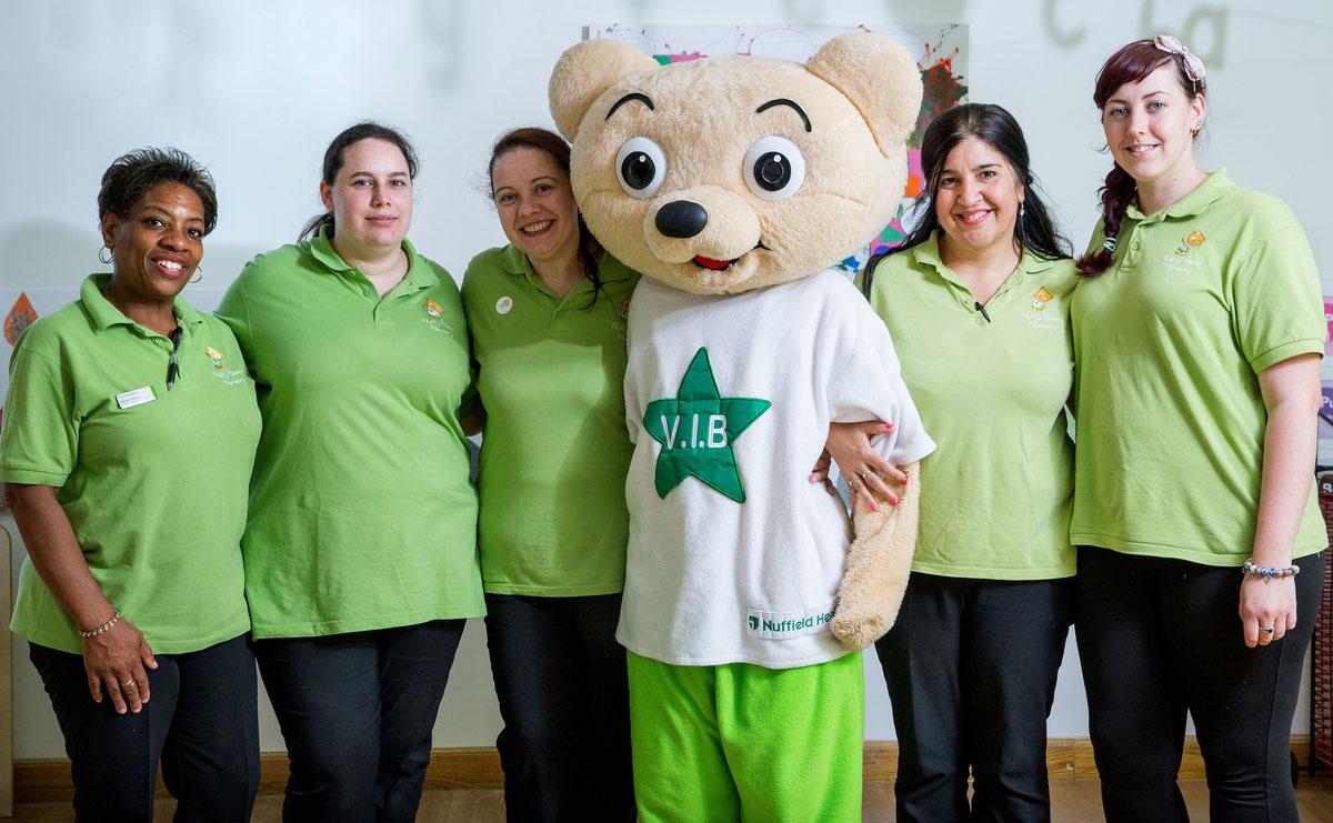 Our Staff, Nuffy Bear Day Nursery