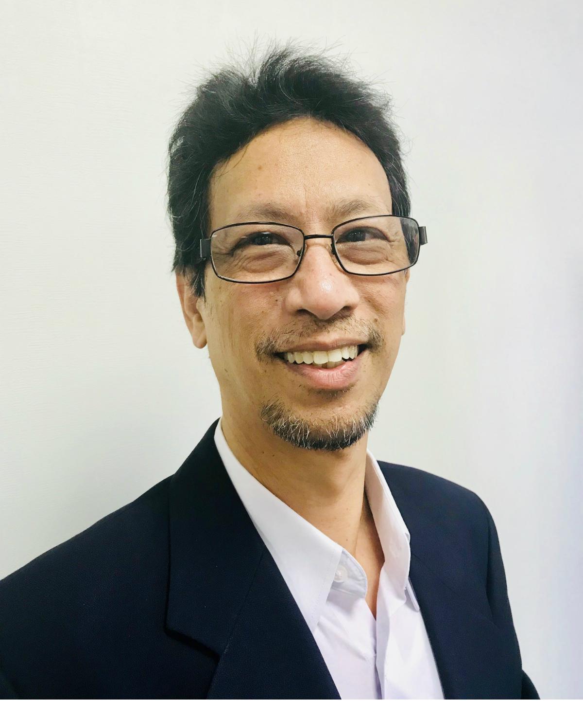 Mr  Khin Maung Nyunt