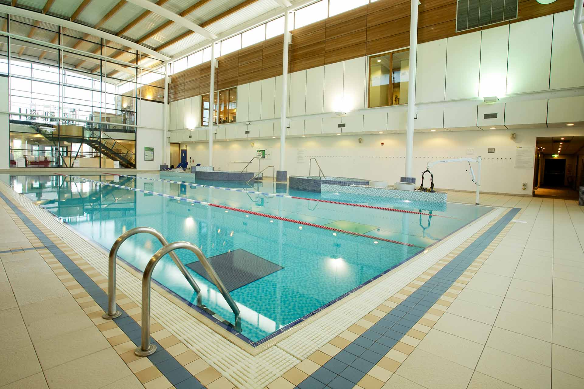Leicester Fitness & Wellbeing Gym - Swimming pool