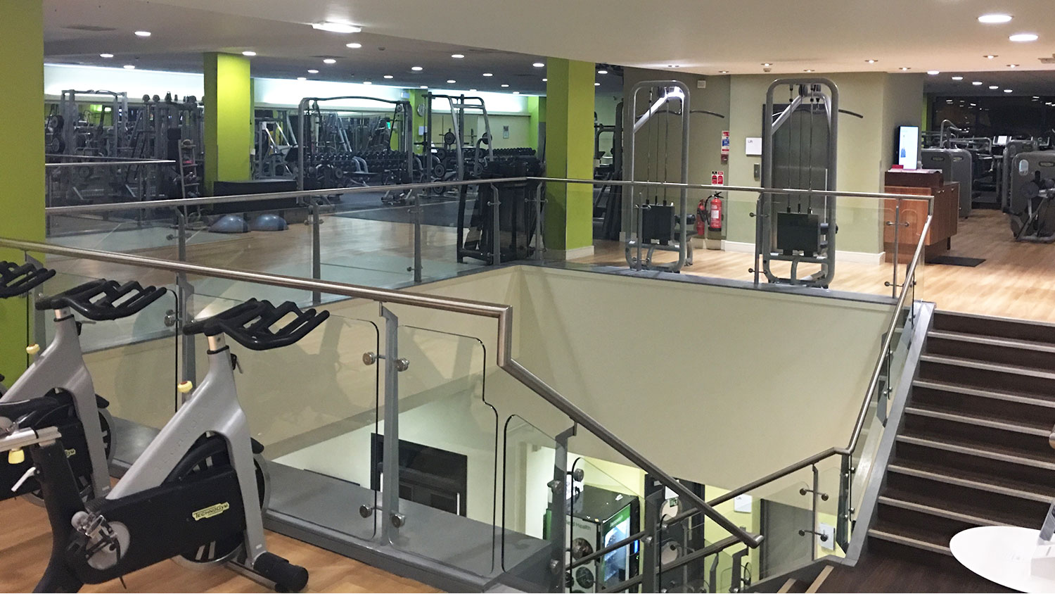 Crawley Central Fitness & Wellbeing Gym, West Green