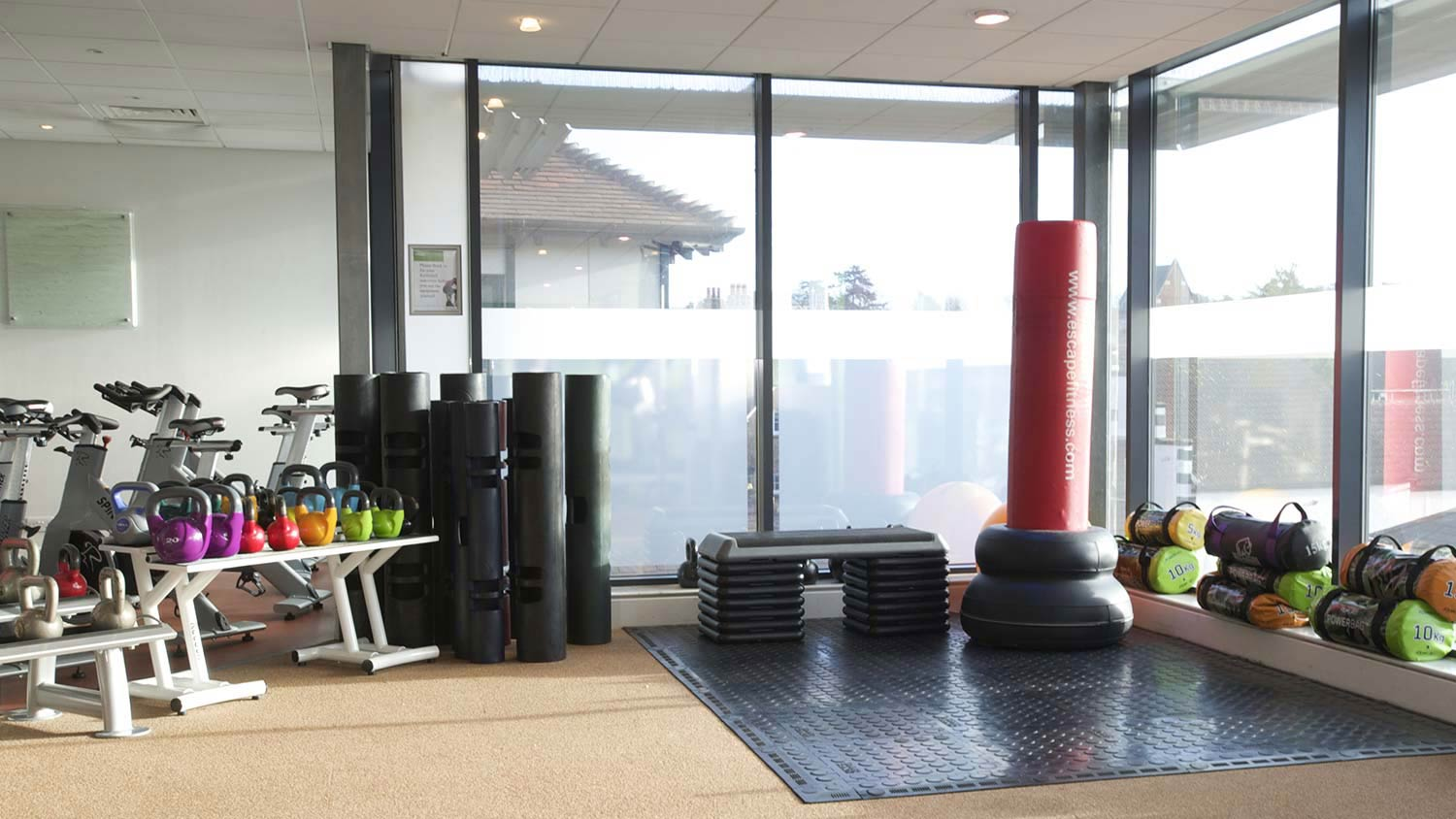 Leatherhead Fitness & Wellbeing Gym