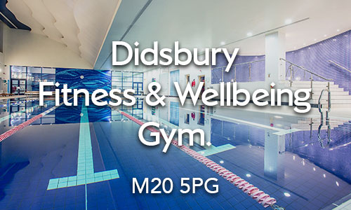 Didsbury Fitness and Wellbeing Gym