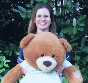 Laura, children's lead nurse in Tunbridge Wells