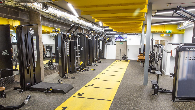 Gym in Canary Wharf, Baltimore Wharf   Nuffield Health