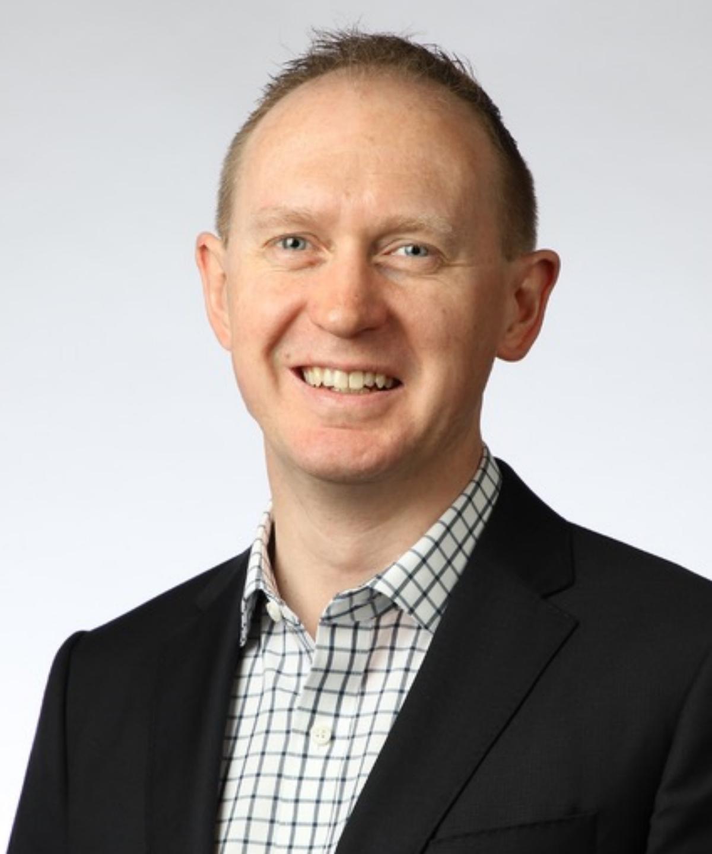 Dr Stephen Cookson