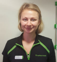 Uliana Maslova Personal Trainer Nuffield Health Shoreditch