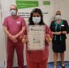 Leeds Hospital awarded a National Joint Registry (NJR) Quality Data Provider