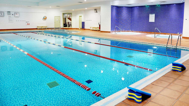 Tunbridge Wells Fitness & Wellbeing Gym - Swimming pool