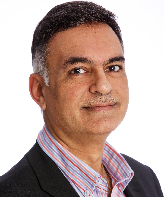 Dr Sanjiv Nichani OBE