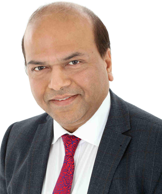 Mr  Anurag Jain