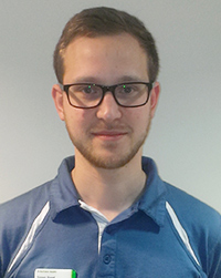 Simon Head, Physiotherapist