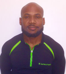 Mark Johnson, Personal Trainer in Shoreditch