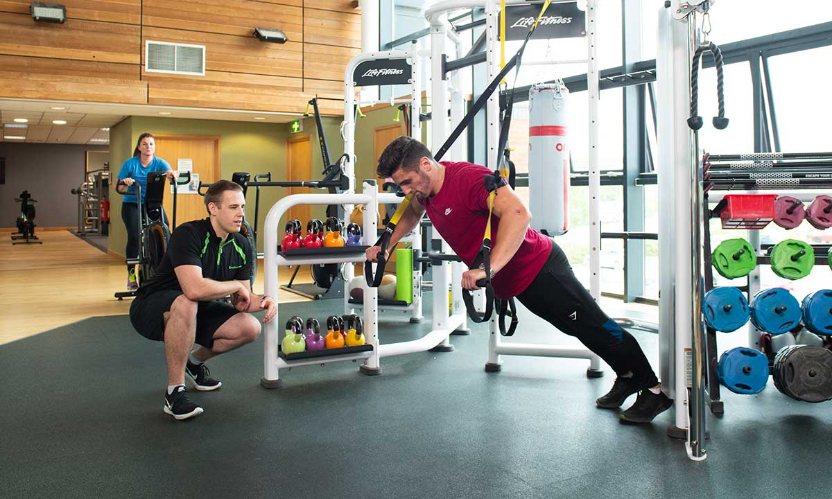Personal Training at Nuffield Health