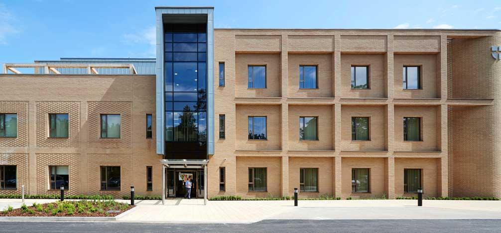 Nuffield Health Cambridge Hospital (new)