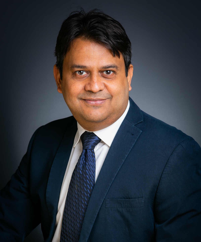 Mr Vyomesh Bhatt