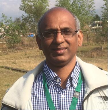 Dr Rengarajan Vijayan