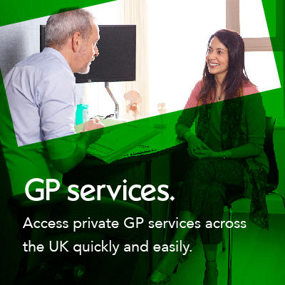 GP services at Nuffield Health