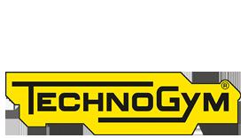 technogym logo - powered by technogym