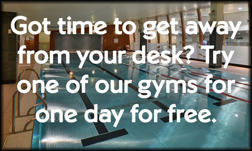 Try a Nuffield Health gym