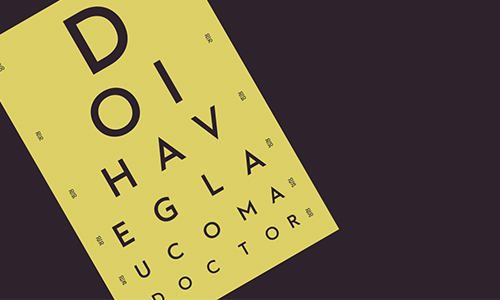 Animation eye test