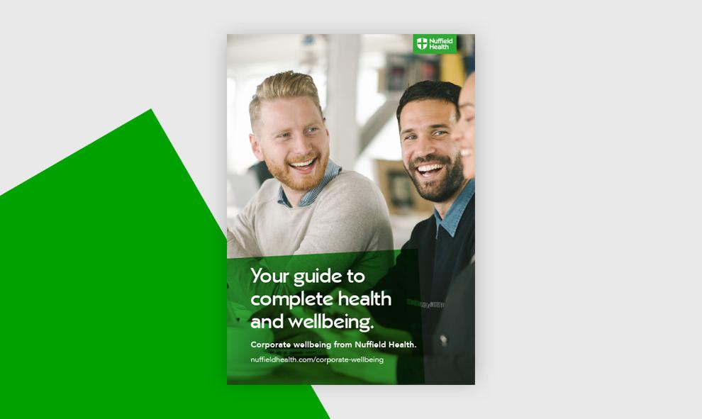 Corporate wellbeing brochure 2019
