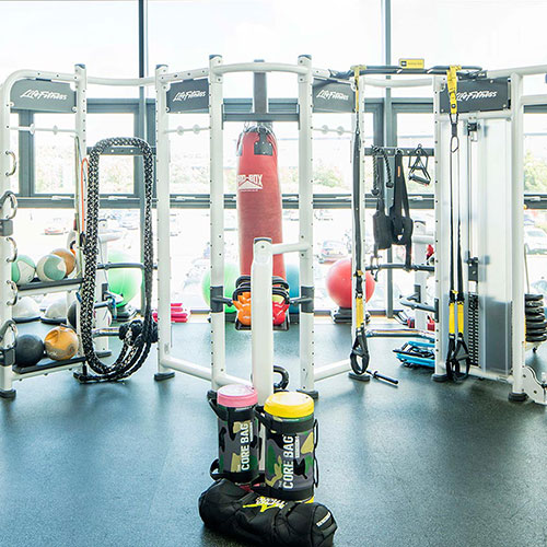 Stoke gym