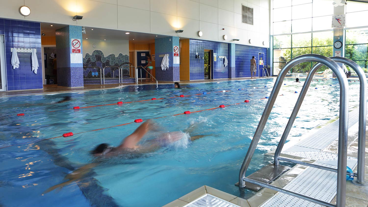 Warwick Fitness & Wellbeing Gym - Swimming pool