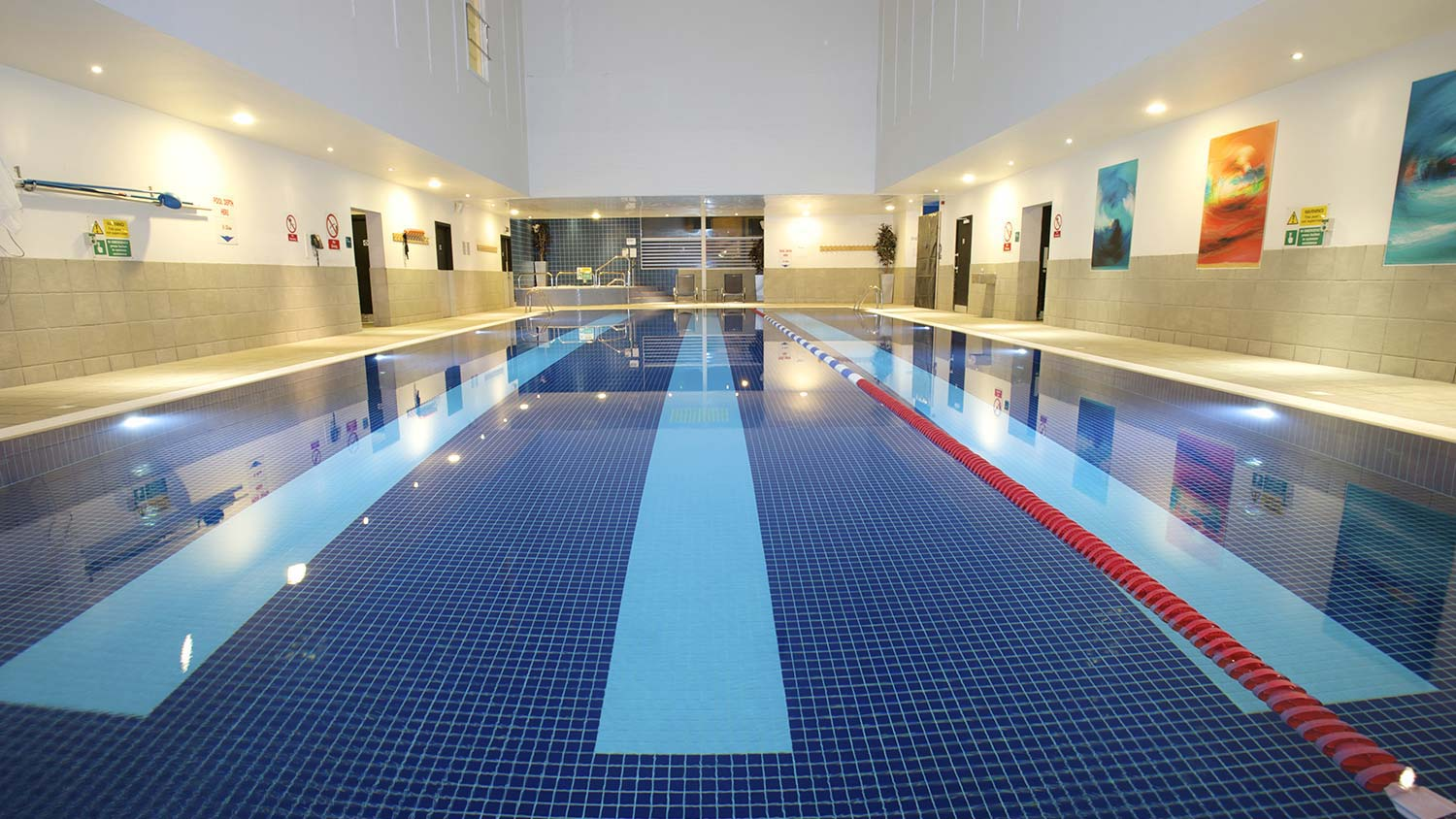 Harrogate Fitness & Wellbeing Gym - Swimming pool