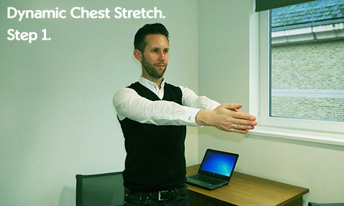 Simple office-based exercises