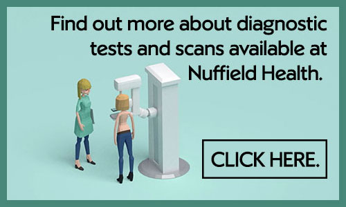 Find out more about tests and scans