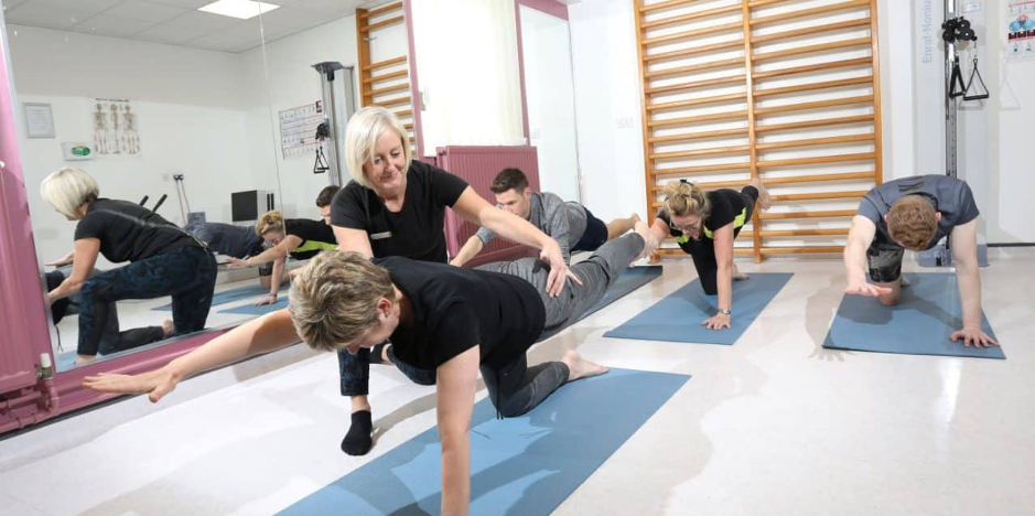 Clinical Pilates at Nuffield Health Newcastle Hospital