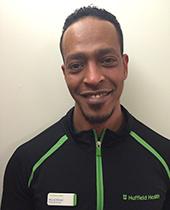Murad Ahmed (Moorgate Gym)