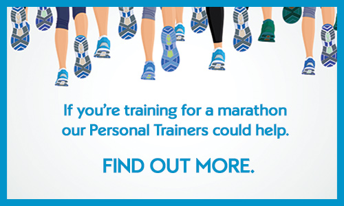 Personal trainers for marathons available