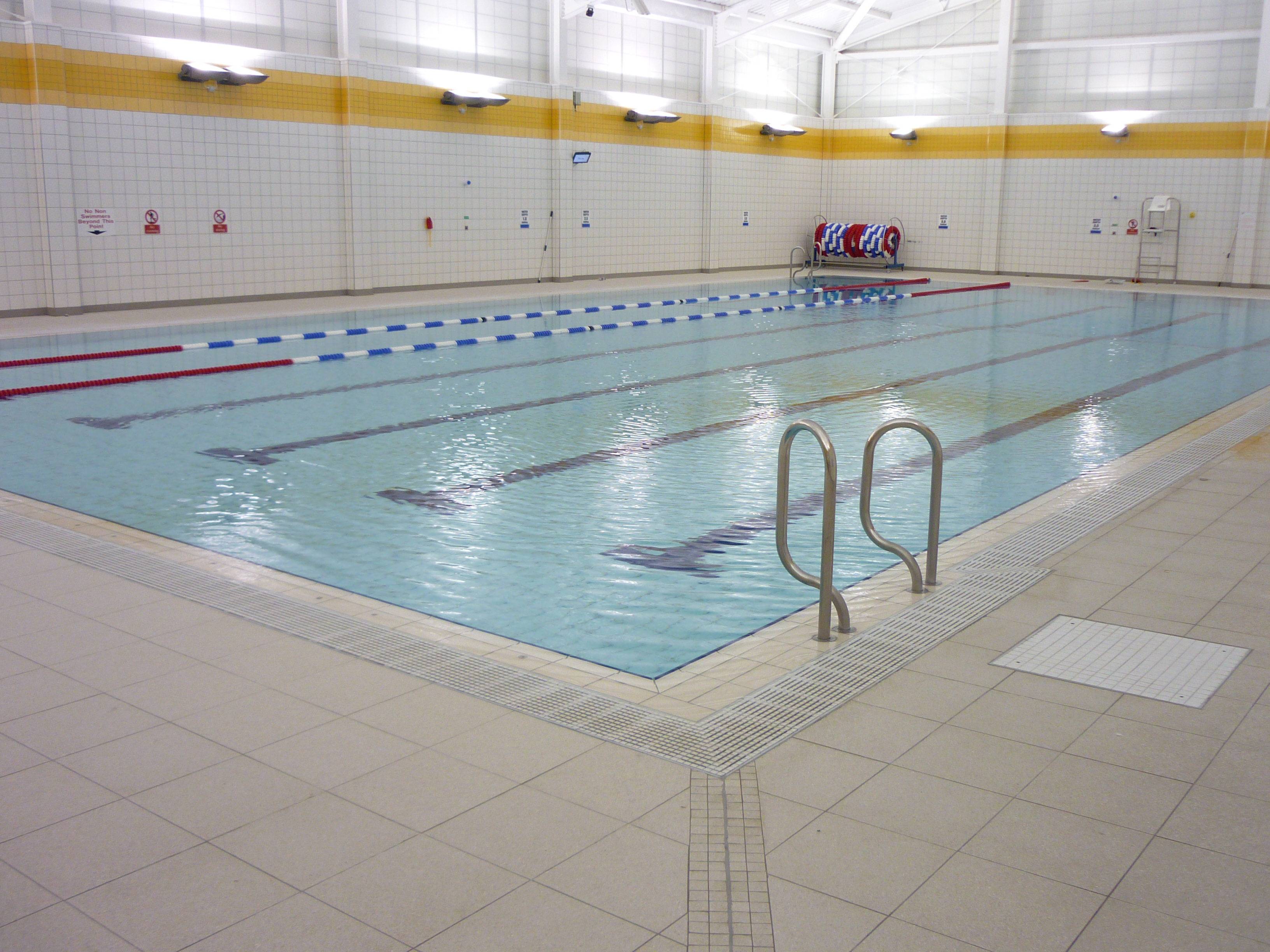 Catterick Leisure Centre main pool