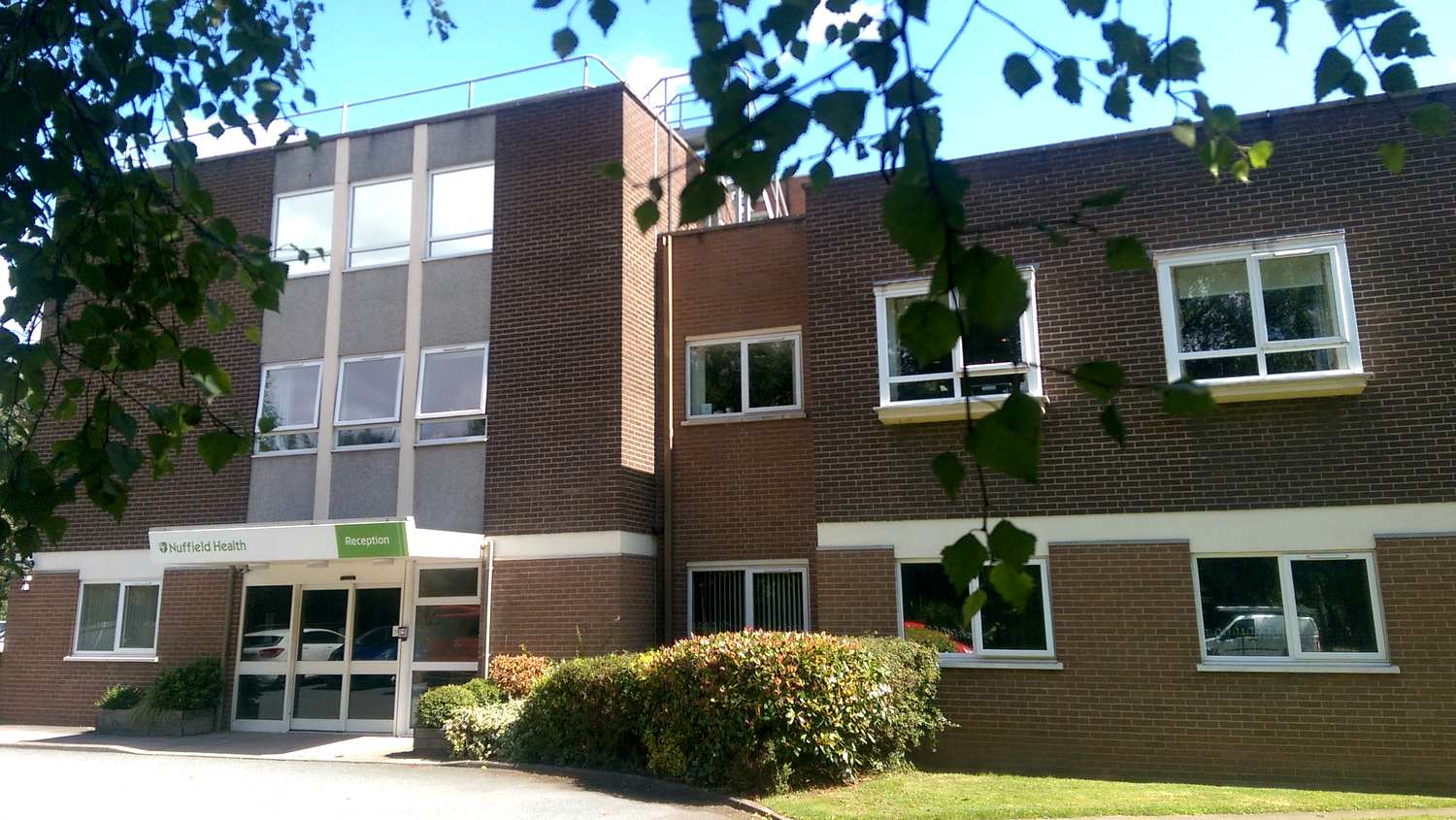 Nuffield Health Hereford Hospital
