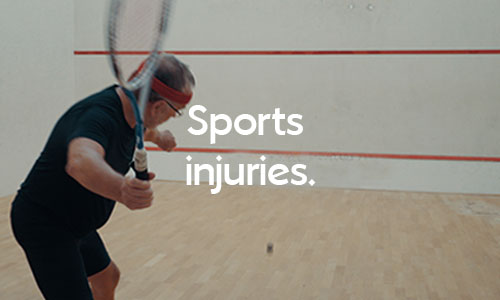 Physiotherapy treatments for sports injuries