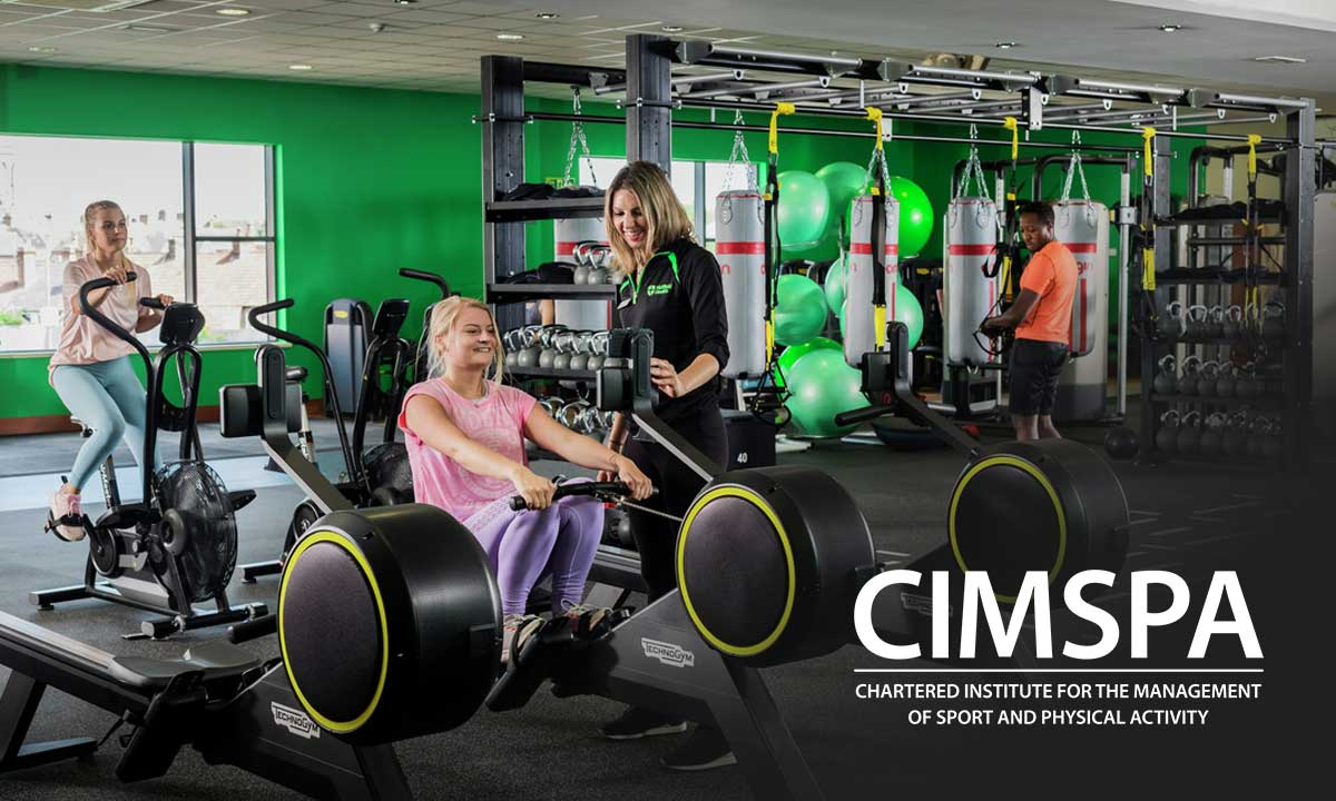 Cimpsa qualified Personal trainers
