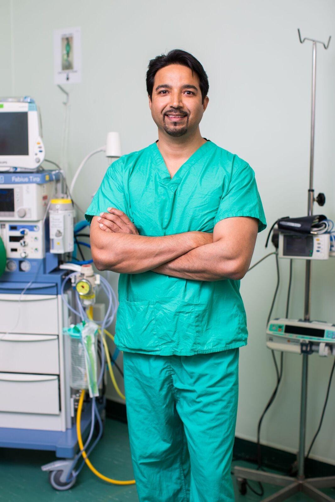Professor Neeraj Saxena